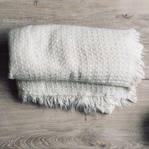 UO Kimchi Blue Blanket Shawl Scarf Wrap